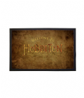 Hobbiton - Welcome Mat Doormat - Inspired by Hobbit - Lord of the Rings
